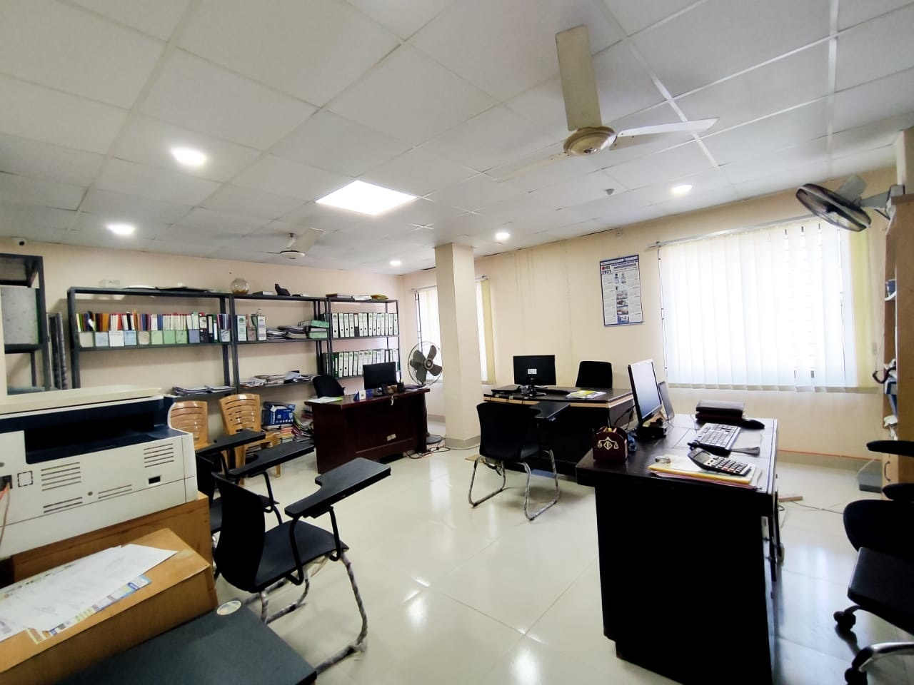 Admin office of OHI