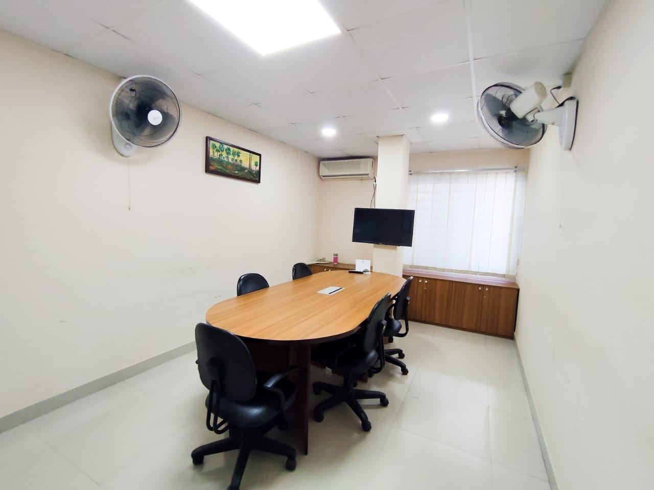 Conference room of OHI